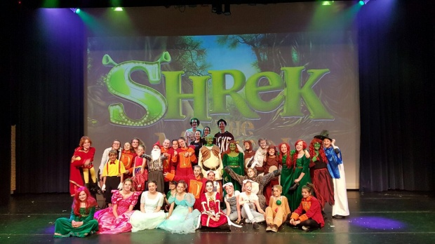 Oberon theaterproducties junioren musicalgroep 2016